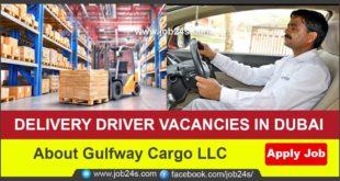 About Gulfway Cargo LLC:
