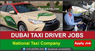 DUBAI TAXI DRIVER JOBS