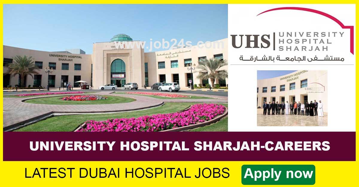 LATEST DUBAI HOSPITAL JOBS