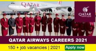 QATAR AIRWAYS CAREERS 2021