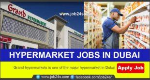 HYPERMARKET JOBS IN DUBAI 2021